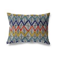 Genoa Lumbar Pillow By Michelle Parascandolo