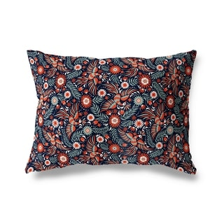 Feathers Lumbar Pillow By Kavka Designs