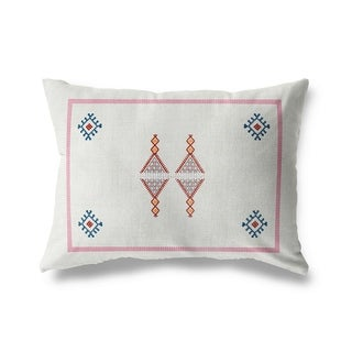 Guadalupe Lumbar Pillow By Terri Ellis