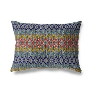 Genoa Lumbar Pillow by Kavka Designs
