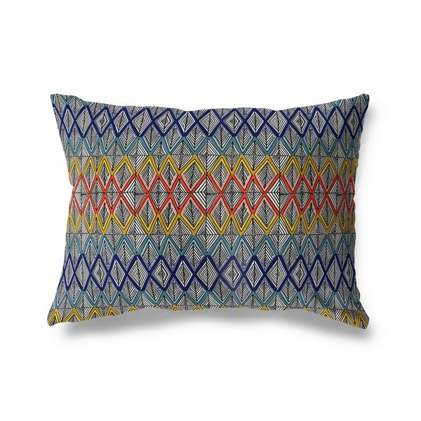 Genoa Lumbar Pillow By Kavka Designs