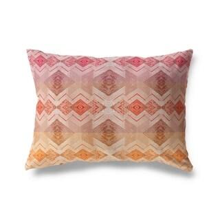 Tile Lumbar Pillow By Michelle Parascandolo