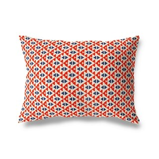 Whick Lumbar Pillow By Terri Ellis (2 options available)