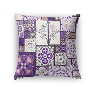 MOROCCAN TILE Accent Pillow By Pip & Lulu