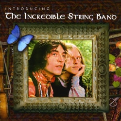 INCREDIBLE STRING BAND - INTRODUCING INCREDIBLE STRING BAND