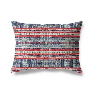 Washington Lumbar Pillow By Kavka Designs
