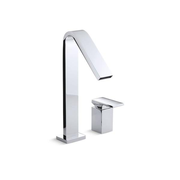 Shop Kohler Loure Polished Chrome High Flow Bathroom Sink