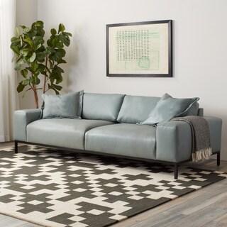 Stone and Stripes Jasper Sofa in Grey/Blue Stone