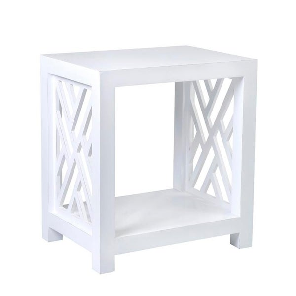 East At Main's Helene Accent Table