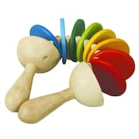 PlanToys Wooden Clatter Music Toy