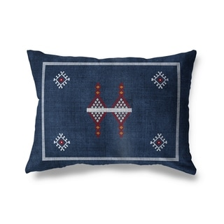 Mexicali Lumbar Pillow By Kavka Designs