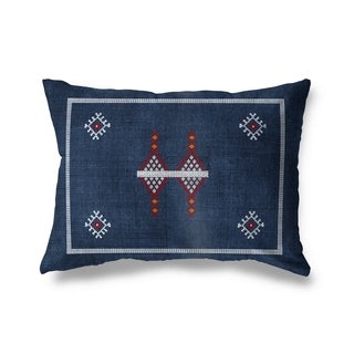 Mexicali Lumbar Pillow By Terri Ellis (2 options available)