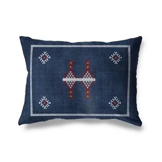 Mexicali Lumbar Pillow By Terri Ellis