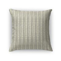 Mud Cloth Accent Pillow By Becky Bailey