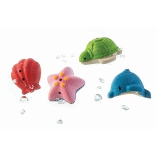 PlanToys Sea Life Bath & Water Toys