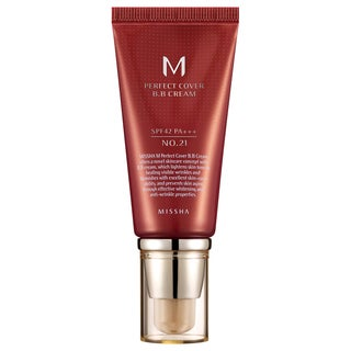 Missha M Perfect Cover BB Cream SPF 42 PA+++ No. 21 Light Beige