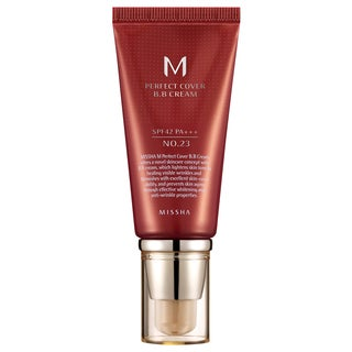 Missha M Perfect Cover BB Cream SPF 42 PA+++ No. 23 Natural Beige