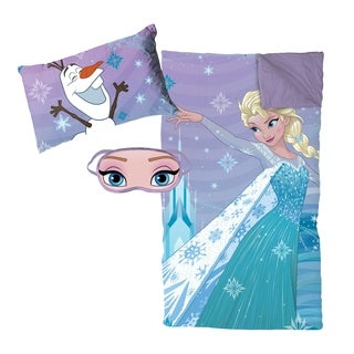 Disney Frozen Let It Go 3-piece Sleepover Set