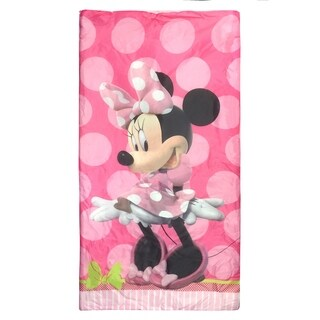 Disney Minnie Bowtique Bows Hugs Slumber Bag