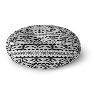 Cherokee Grey Floor Pillow