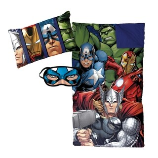 Marvel Avengers Assemble 3-piece Sleepover Set