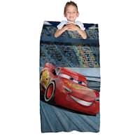 """Disney Cars Slumber Bag and Backpack Set, 30"""" x 60"""""""