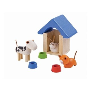 PlanToys Dollhouse Pets & Accessories