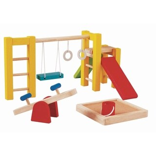 PlanToys Dollhouse Playground
