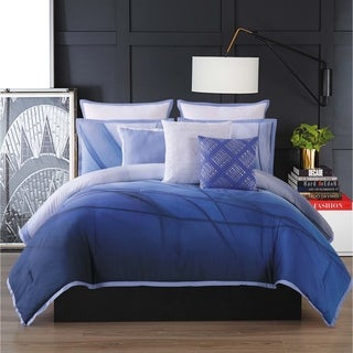 Vince Camuto Talia Abstract 3 Piece Comforter Set
