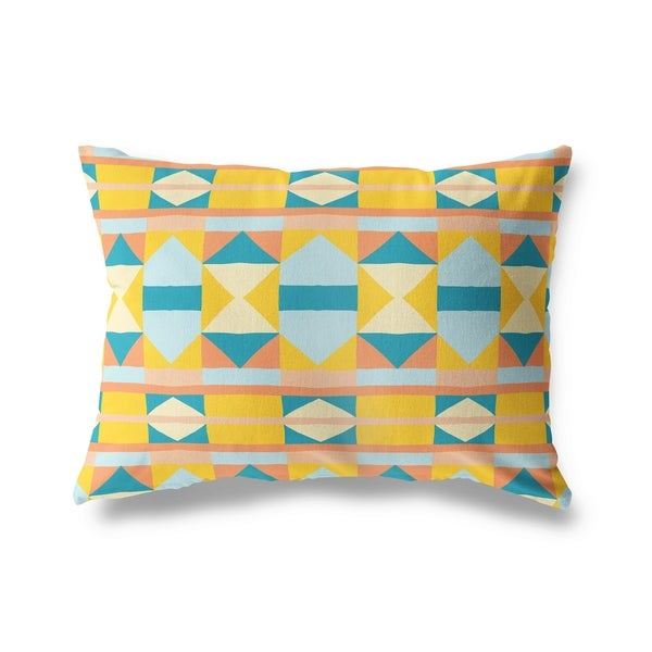 Palermo Lumbar Pillow By Kavka Designs