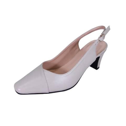 3ec02cb721379 Buy Beige, Extra Wide Women's Heels Online at Overstock | Our Best ...