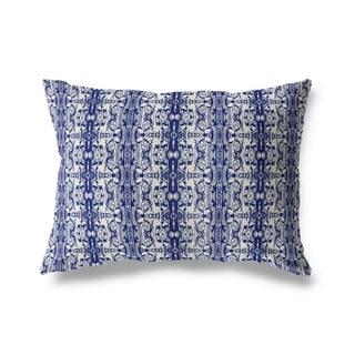 Stripes Lumbar Pillow By Kavka Designs