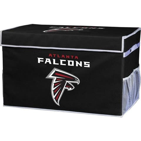 Franklin Sports NFL Collapsible Storage Footlocker Bins Large