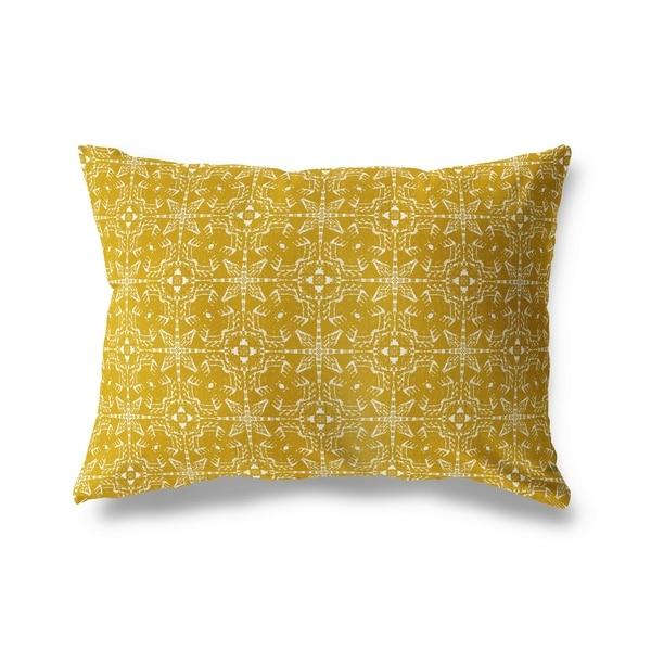 Mongar Lumbar Pillow By Michelle Parascandolo