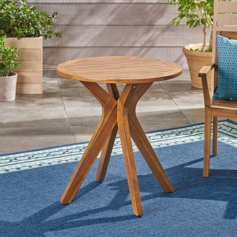 Buy Round Outdoor Dining Tables Online At Overstock Our Best Patio