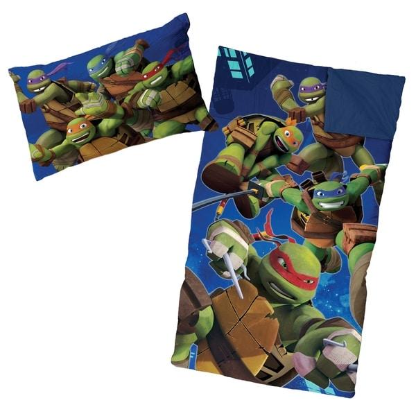 Nickelodeon Teenage Mutant Ninja Turtles City Slumberbag