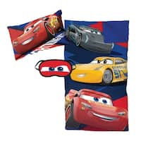 Disney/Pixar Cars 3 Lightning 3-piece Sleepover Set