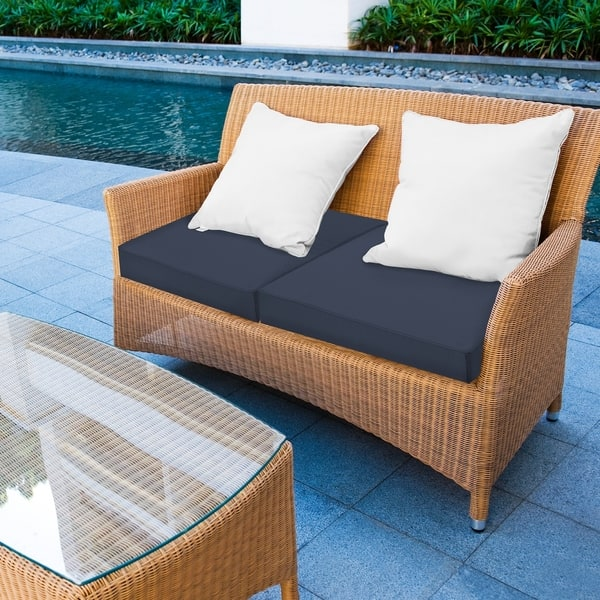 Sunbrella Memory Foam Seat Cushion