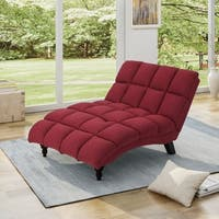 Kaniel Traditional Double Chaise by Christopher Knight Home