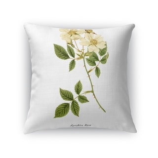 BOTANICAL ONE Accent Pillow By Kavka Designs