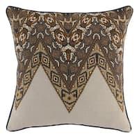 Kosas Home Millie Beaded 22-inch Throw Pillow