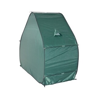 ALEKO Weather Resistant Bike Storage Tent Green Color