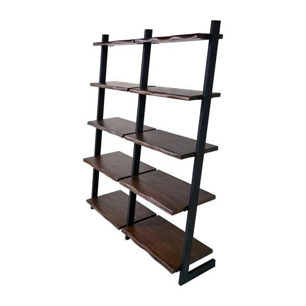 """Sornora Bookcase - 57"""" w x 16"""" d x 70"""" h"""