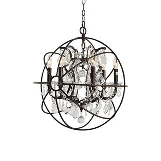 Brenita Collection Six Light Chandelier