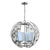 Symie Collection Four Light Chandelier