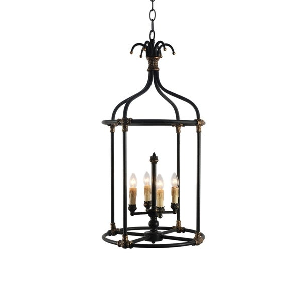 Cassion Collection Four Light Lantern