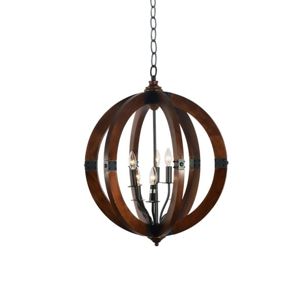 Venturia Collection Six Light Chandelier