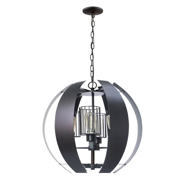 Worx Collection Four Light Chandelier