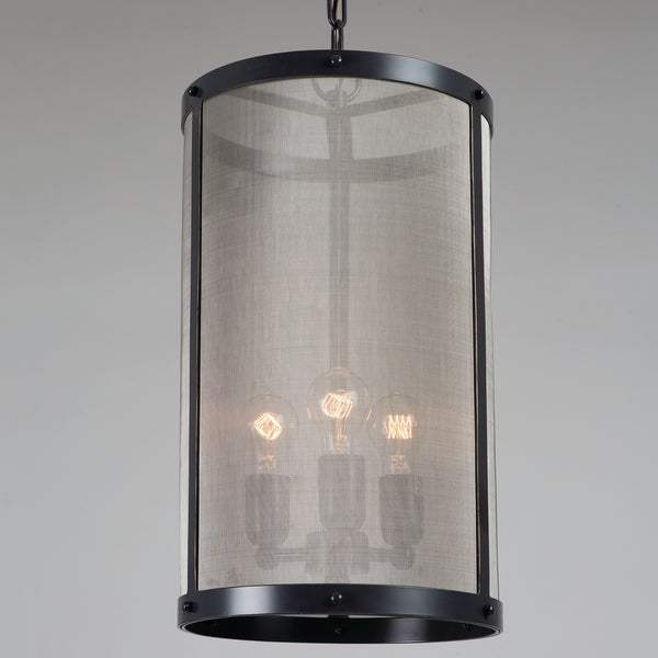 Amador Collection Three Light Chandelier