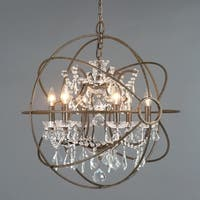 Groveland Collection Six Light Chandelier